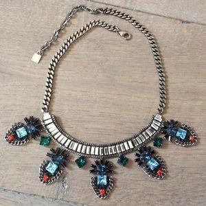 Breathtaking Free People Kimora Collar Necklace